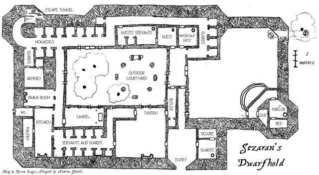 Sezaran's Dwarfhold